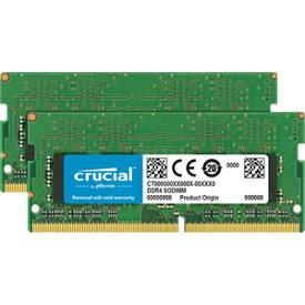 CT2K16G4SFD832A Crucial PC4-25600 (DDR4-3200)260pin SODIMM 32GB(16GB×2枚)