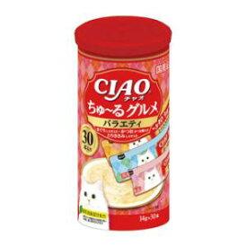 CIAO ちゅ〜るグルメ バラエティ 14g×30本 SC-285 いなばペットフード CGバラエテイSC-285