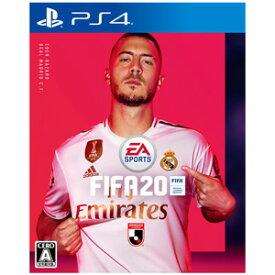 【PS4】FIFA 20【発売日以降お届け分】 エレクトロニック・アーツ [PLJM-16491 PS4 FIFA20 ツウジョウ]