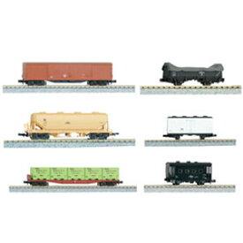 [鉄道模型]カトー (Nゲージ) 10-033 貨物列車 6両セット