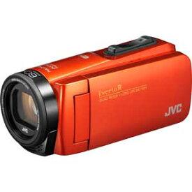 GZ-RX690-D JVC ハイビジョンメモリームービー「GZ-RX690」(オレンジ)