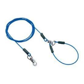 タフギア ロングワイヤーチェーンプラス 3.5mm(ブルー) ペティオ ロングワイヤプラス3.5MMブル