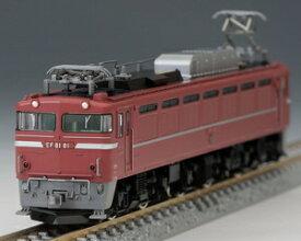 [鉄道模型]トミックス (Nゲージ) 7123 JR EF81形電気機関車 (81号機・復活お召塗装)