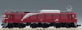 [鉄道模型]トミックス (Nゲージ) 7126 JR EF81形電気機関車(北斗星色・Hゴムグレー)