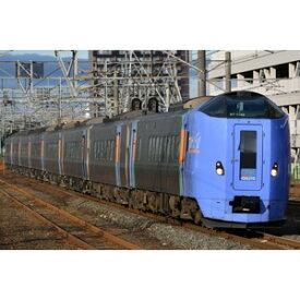 [鉄道模型]トミックス (HO) HO-9047 JR キハ261 1000系特急ディーゼルカー(Tilt261ロゴ)セット 4両