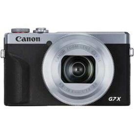 PSG7X MARKIII(SL) キヤノン デジタルカメラ「PowerShot G7 X Mark III」(シルバー)