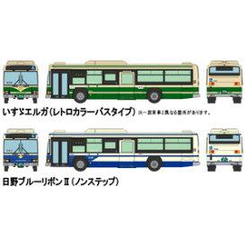 [鉄道模型]トミーテック (N) ザ・バスコレクション 名古屋市交通局 市バス90周年2台セット