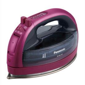 NI-WL705-P パナソニック コードレススチームアイロン(ピンク) Panasonic カルル