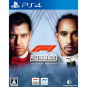 【PS4】F1 2019 Game Source Entertainment [PLJM-16495 F1 2019]