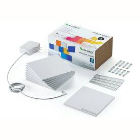NL29-0006SW-9PK ナノリーフ スマートカラーLEDパネル Nanoleaf Canvas Smarter Kit [NL290006SW9PK]