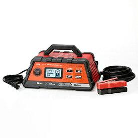2708 大橋産業 12V/24Vバッテリー充電器 BAL SMART CHARGER 25A
