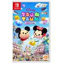 【封入特典付】【Nintendo Switch】ディズニー ツムツム フェスティバル バンダイナムコエンターテインメント [HAC-P-…