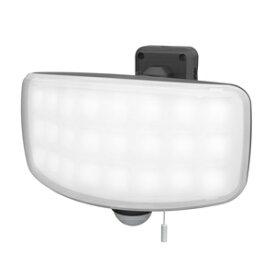 LED-AC1027 ムサシ LEDセンサーライト(27Wワイド) MUSASHI RITEX [LEDAC1027]