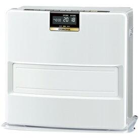 FH-VX5719BY-W コロナ 石油ファンヒーター(木造15畳/コンクリート20畳まで) 【暖房器具】CORONA パールホワイト [FHVX5719BYW]