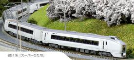 [鉄道模型]カトー (Nゲージ) 10-1585 651系「スーパーひたち」4両増結セット