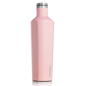 2025GRQ スパイス ステンレスボトル 0.75L (Rose Quartz) SPICE CORKCICLE CANTEEN 25oz [2025GRQ]