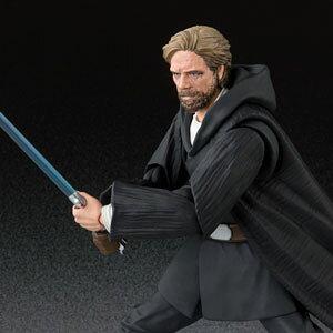 S.H.フィギュアーツ ルーク・スカイウォーカー -バトル・オブ・クレイトVer.-(STAR WARS: The Last Jedi) バンダイスピリッツ