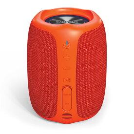 SP-MVPL-OR クリエイティブ 防水対応Bluetoothスピーカー(オレンジ) Creative MUVO Play