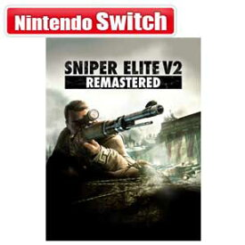【Switch】SNIPER ELITE V2 REMASTERED Game Source Entertainment [HAC-P-AN9KB NSW スナイパーエリートV2]