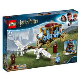 レゴ(R)ハリー・ポッター ボーバトン校の馬車:ホグワーツへの到着【75958】 レゴジャパン