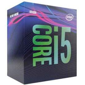 BX80684I59400 インテル 【国内正規品】Intel CPU Core i5-9400 BOX(Coffee Lake)