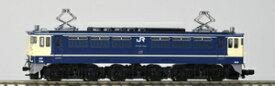 [鉄道模型]トミックス (Nゲージ) 7125 JR EF65 1000形電気機関車(田端運転所・Hゴムグレー)