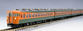 [鉄道模型]トミックス (Nゲージ) 98344 国鉄 153系急行電車(冷改車・高運転台)基本セット 4両