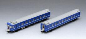 [鉄道模型]トミックス (Nゲージ) 98679 JR 14系14形特急寝台客車(出雲2・3号)増結セット 2両