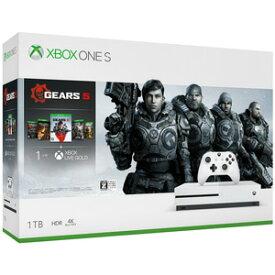 Xbox One S 1 TB (Gears 5 同梱版) マイクロソフト [234-01035 XboxOneS ギアーズ5]