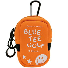 AC-009-OR ブルーティーゴルフ ストレッチ多機能ポーチ(オレンジ) BLUE TEE GOLF AC-009