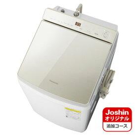 (標準設置料込)NA-F10WK7J-N パナソニック 10.0kg 洗濯乾燥機 シャンパン Panasonic 「NA-FW100K7-N」 のJoshinオリジナルモデル [NAF10WK7JN]