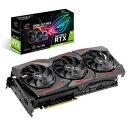 ROGSTRIXRTX2070SO8GG エイスース PCI Express 3.0 x16対応 グラフィックスボードASUS ROG-STRIX-RTX2070S-A8G-GAMING