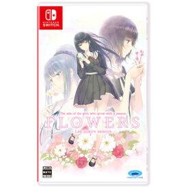【特典付】【Nintendo Switch】FLOWERS 四季 プロトタイプ [HAC-P-AVMUA NSW フラワーズ シキ]