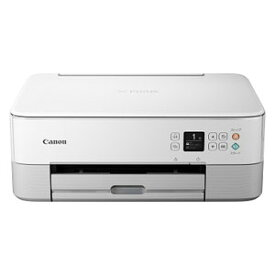 PIXUSTS5330WH キヤノン A4プリント対応 インクジェットプリンタ複合機(ホワイト) Canon