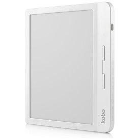 N873-KJ-WH-S-EP kobo 電子書籍リーダー Kobo Libra H2O(ホワイト)