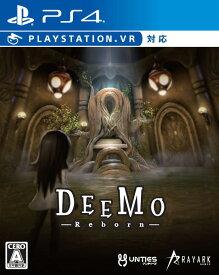 【封入特典付】【PS4】DEEMO -Reborn- UNTIES [PLJM-16537 PS4 ディーモ リボーン]