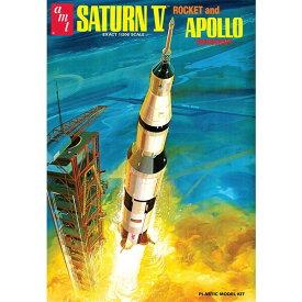 1/200 アポロ11号 月面着陸50周年記念 サターンV型ロケット【AMT1174】 プラモデル AMT
