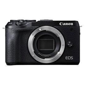 EOSM6MK2BK-BODY キヤノン ミラーレス一眼カメラ「EOS M6 Mark II」ボディ(ブラック) canon
