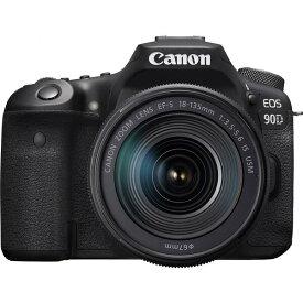 EOS90D18135ISUSMLK キヤノン デジタル一眼レフカメラ「EOS 90D」EF-S18-135 IS USMレンズキット canon