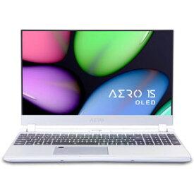 AERO15S YA-9JP5750SP GIGABYTE(ギガバイト) AERO 15S OLED YA(Core i9/RTX 2080)- 15.6インチ ゲーミングノートPC(シルバー) [Core i9 / メモリ 64GB / SSD 1.0TB / GeForce RTX 2080]