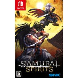 【特典付】【Nintendo Switch】SAMURAI SPIRITS SNK [HAC-P-ATJFA NSW サムライスピリッツ]