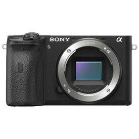 ILCE-6600 ソニー デジタル一眼カメラ「α6600」ボディ