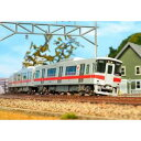 [鉄道模型]グリーンマックス (Nゲージ) 30791 山陽電鉄5030系(新シンボルマーク)6両編成セット(動力付き)