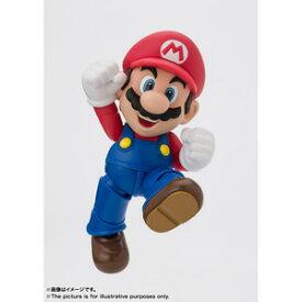 【再生産】S.H.フィギュアーツ マリオ New Package Ver.(スーパーマリオ) バンダイスピリッツ