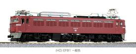 [鉄道模型]カトー (HO) 1-320 EF81 一般色