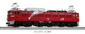 [鉄道模型]カトー (HO) 1-321 EF81 北斗星色