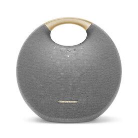 HKOS6GRYJN ハーマン 防水対応 Bluetoothスピーカー(グレー) Harman Kardon Onyx Studio 6