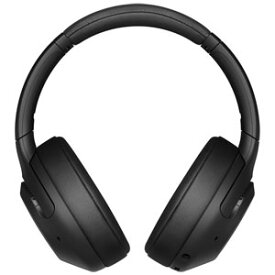 WH-XB900N-B ソニー ノイズキャンセリング機能搭載Bluetooth対応ダイナミック密閉型ヘッドホン(ブラック) SONY