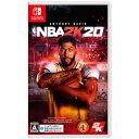 【Nintendo Switch】NBA 2K20 テイクツー・インタラクティブ・ジャパン [HAC-P-AUEMA NSW NBA 2K20]
