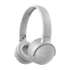 SE-S3BT(H) パイオニア Bluetooth対応ワイヤレスヘッドホン(グレー) S3wireless